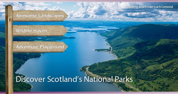 Win a Break to Scotland's National Parks