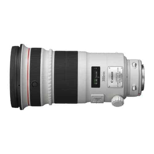 Canon EF 300mm f/2.8L IS II USM Review