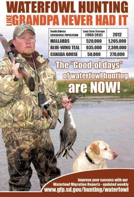 Wildlife slaughter in south dakota focusing on wildlife for South dakota non resident fishing license