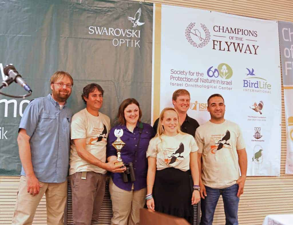 Latest News – Champions of the Flyway Awards Ceremony