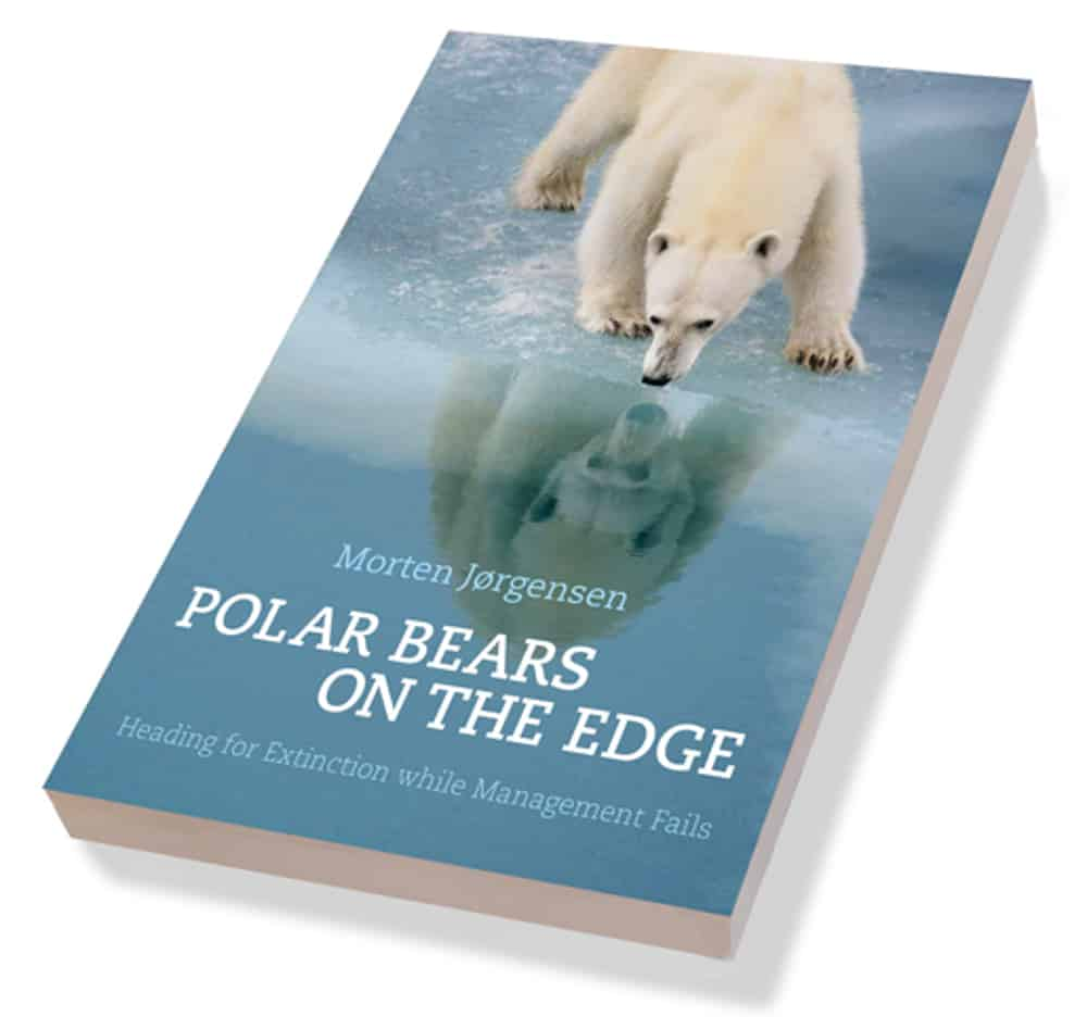 Press release: New book about polar bears, overhunting and failed management