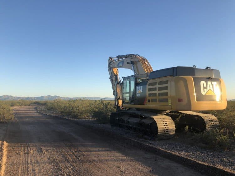 Trump Bulldozes New Wall Through Wildlife Refuge, Jaguar Country