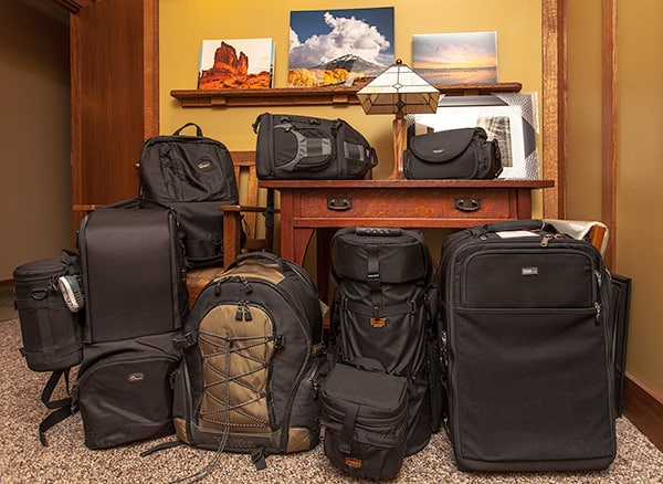 Traveling With Photography Gear