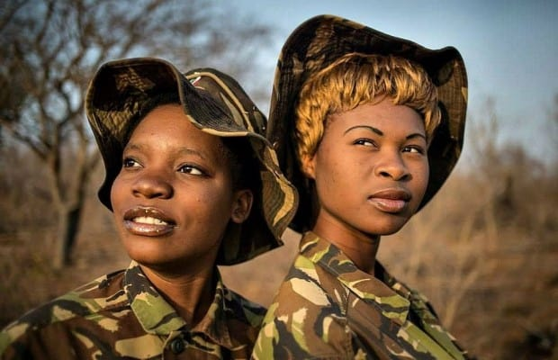 Black Mambas: All Female Anti-Poaching Unit win incredible international accolades!