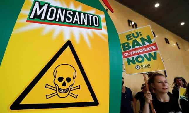 POLL: Should there be a worldwide ban on Monsanto's glyphosate?