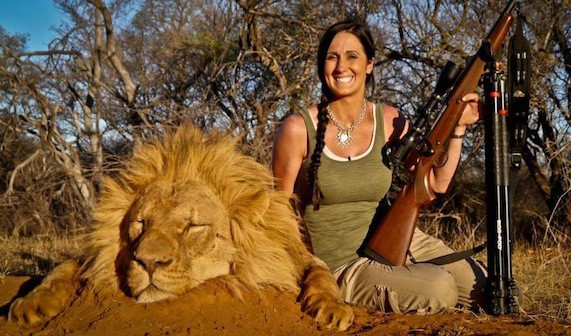 melissa bachman canned hunting