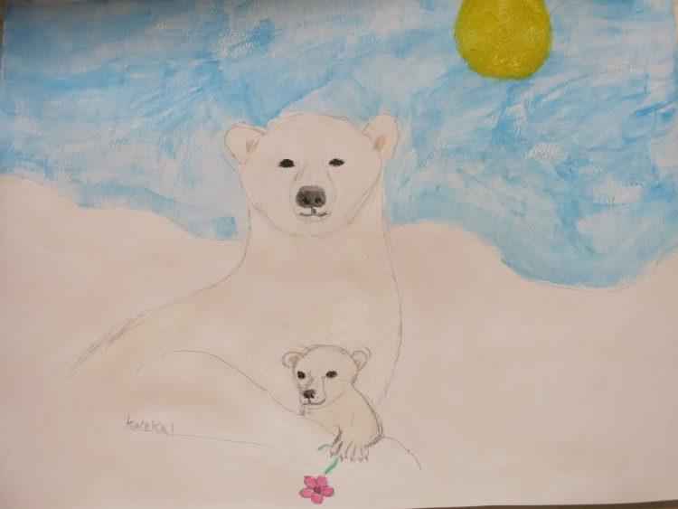 Polar, Bared