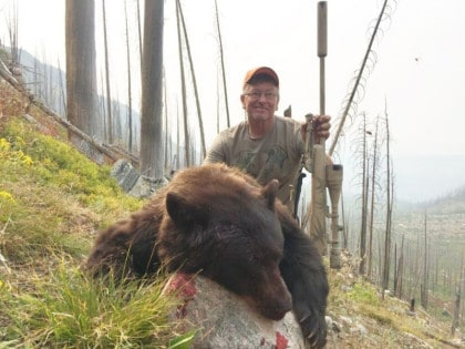 Poacher Banned From Hunting After Killing A Bear Near Steamboat Springs